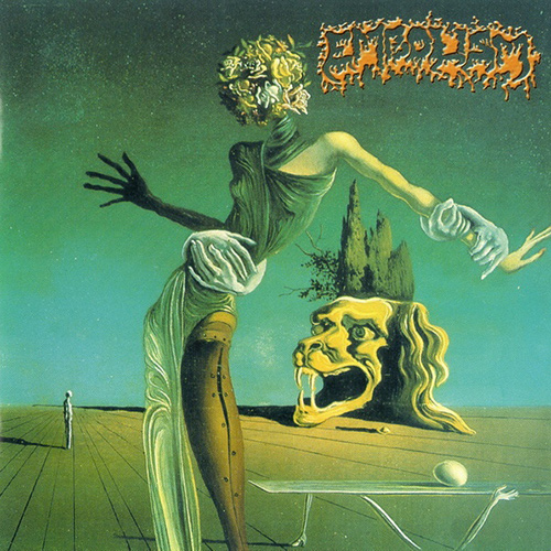 Embolism - ...And We All Hate Ourselves recenzja okładka review cover