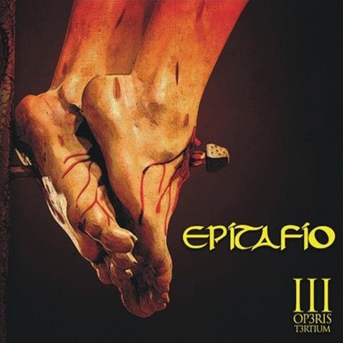 Epitafio - III Operis Tertium recenzja okładka review cover