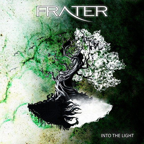Frater - Into The Light recenzja okładka review cover