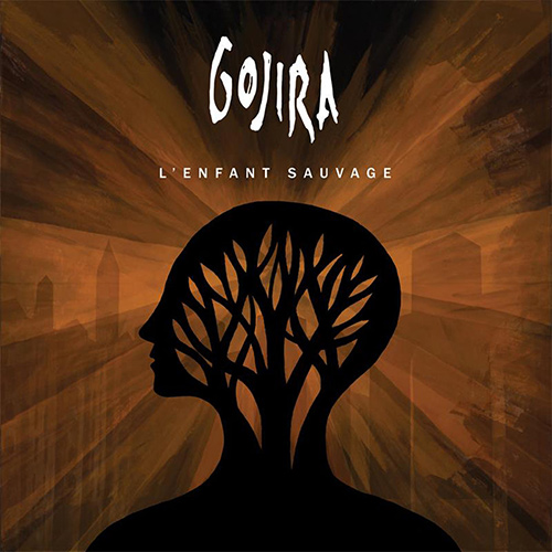 Gojira - L'enfant Sauvage recenzja okładka review cover