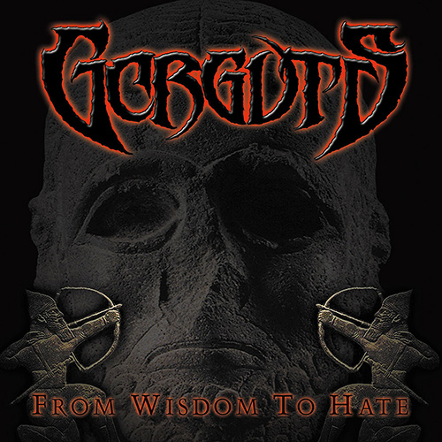 Gorguts - From Wisdom To Hate recenzja okładka review cover