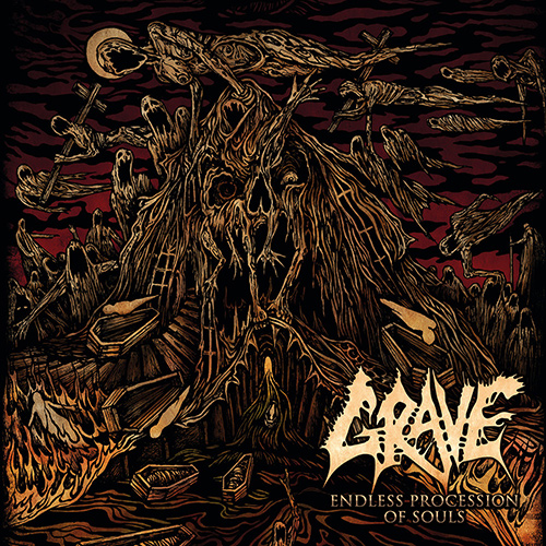 Grave - Endless Procession Of Souls recenzja okładka review cover