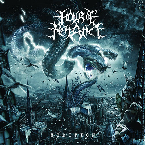 Hour Of Penance - Sedition recenzja okładka review cover