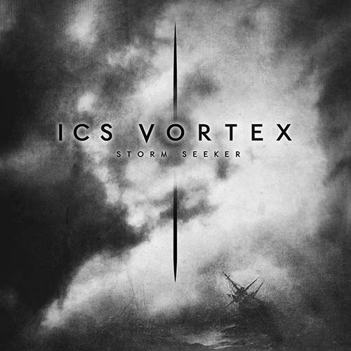 ICS Vortex - Storm Seeker recenzja okładka review cover