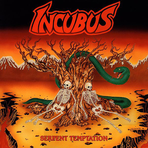 Incubus - Serpent Temptation recenzja okładka review cover
