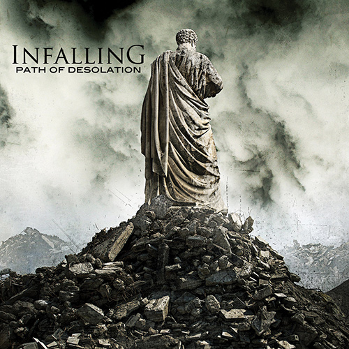 Infalling - Path Of Desolation recenzja okładka review cover