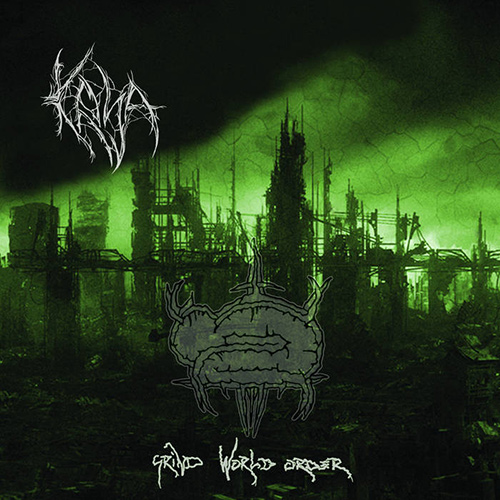 Krlja - Grind World Order recenzja okładka review cover
