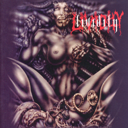 Lividity - The Age Of Clitoral Decay recenzja okładka review cover