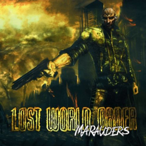 Lost World Order - Marauders recenzja okładka review cover