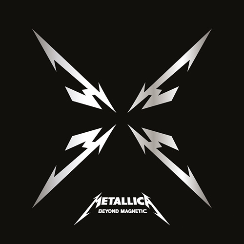 Metallica - Beyond Magnetic recenzja okładka review cover