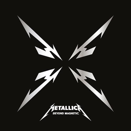 Metallica - Beyond Magnetic recenzja okładka review cover