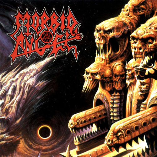 Morbid Angel - Gateways To Annihilation recenzja okładka review cover