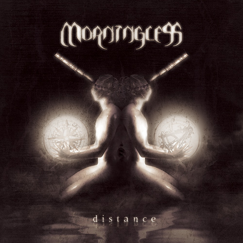 Morningless - Distance recenzja okładka review cover