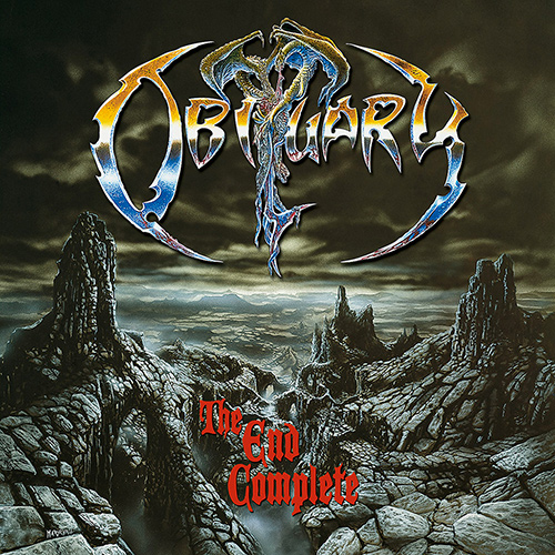 Obituary - The End Complete recenzja okładka review cover