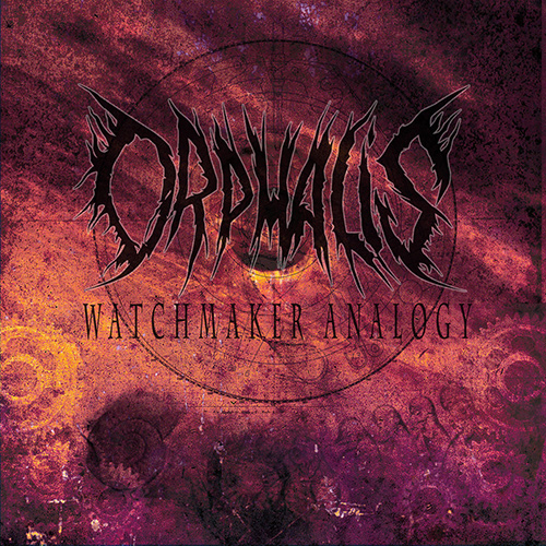Orphalis - Watchmaker Analogy recenzja okładka review cover