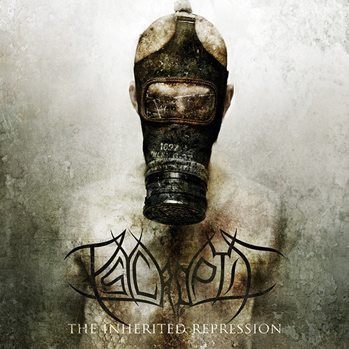Psycroptic - The Inherited Repression recenzja okładka review cover