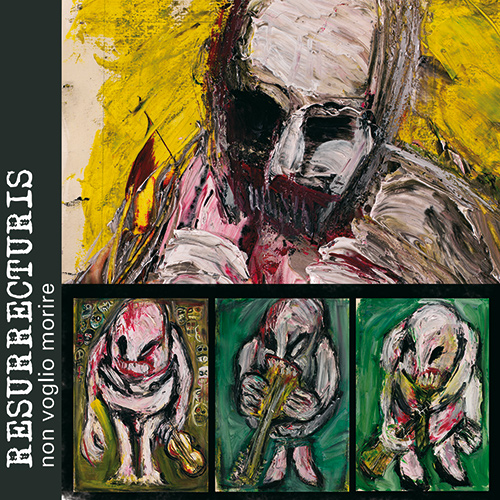 Resurrecturis - Non Voglio Morire recenzja okładka review cover