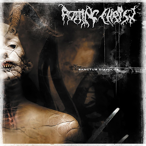 Rotting Christ - Sanctus Diavolos recenzja okładka review cover