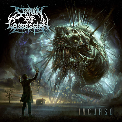 Spawn Of Possession - Incurso recenzja okładka review cover