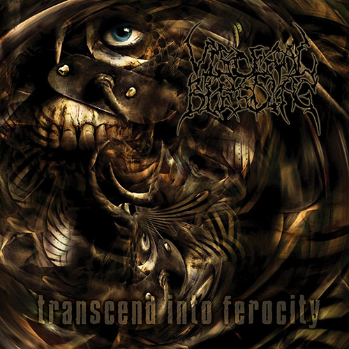 Visceral Bleeding - Transcend Into Ferocity recenzja okładka review cover
