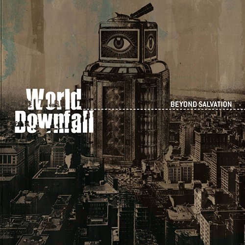 World Downfall - Beyond Salvation recenzja okładka review cover