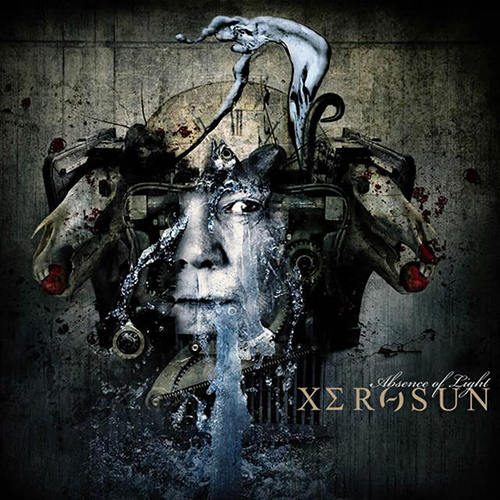 Xerosun - Absence Of Light recenzja okładka review cover
