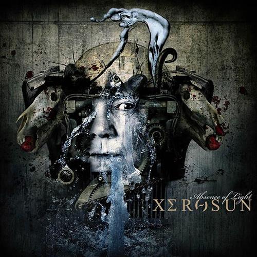 Xerosun - Absence Of Light recenzja okładka review cover