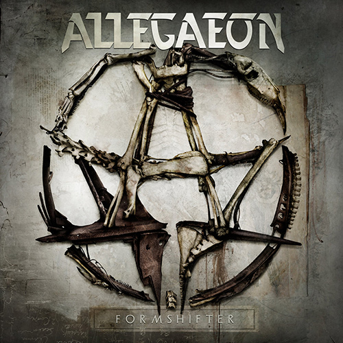 Allegaeon - Formshifter recenzja okładka review cover