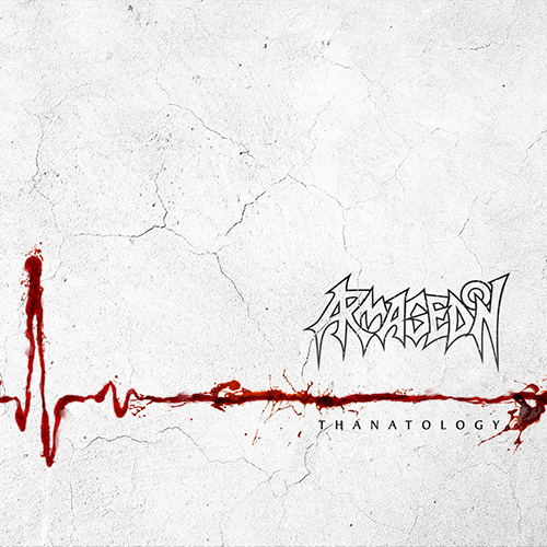 Armagedon - Thanatology recenzja okładka review cover