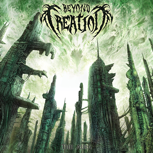 Beyond Creation - The Aura recenzja okładka review cover