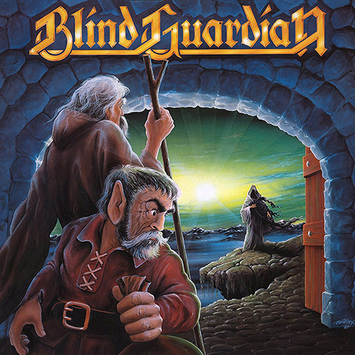 Blind Guardian - Follow The Blind recenzja okładka review cover