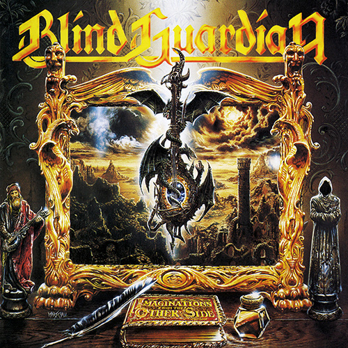 Blind Guardian - Imaginations From The Other Side recenzja okładka review cover