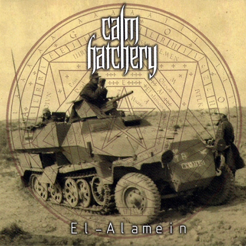 Calm Hatchery - El-Alamein recenzja okładka review cover