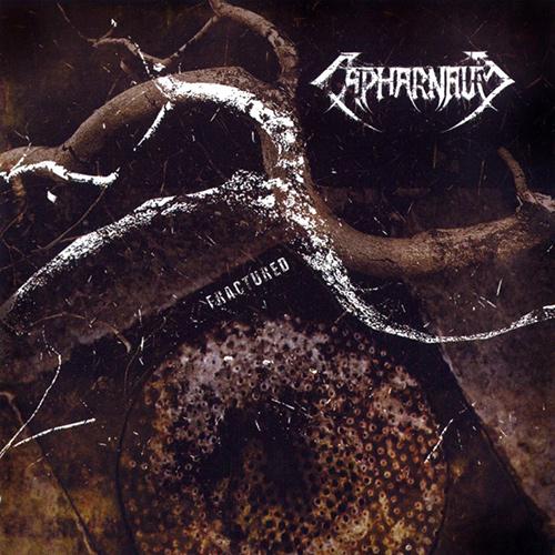 Capharnaum - Fractured recenzja okładka review cover