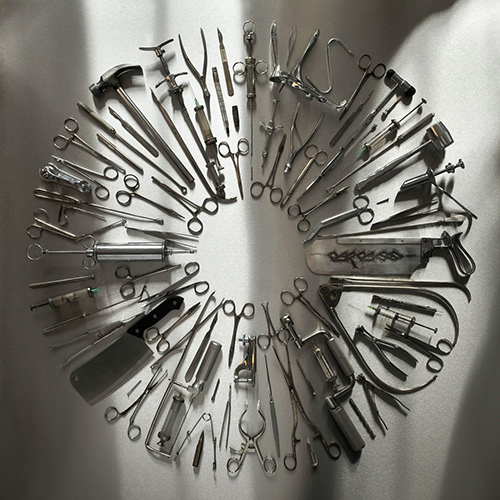 Carcass - Surgical Steel recenzja