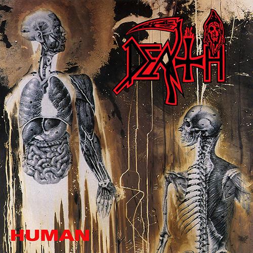 Death - Human recenzja okładka review cover