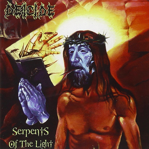 Deicide - Serpents Of The Light recenzja okładka review cover