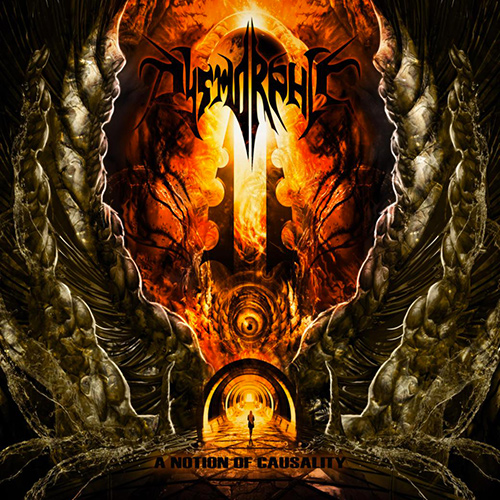 Dysmorphic - A Notion Of Causality recenzja okładka review cover