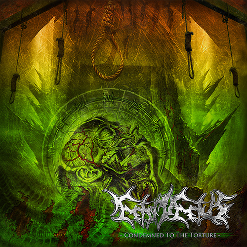 Feto In Fetus - Condemned To The Torture recenzja okładka review cover