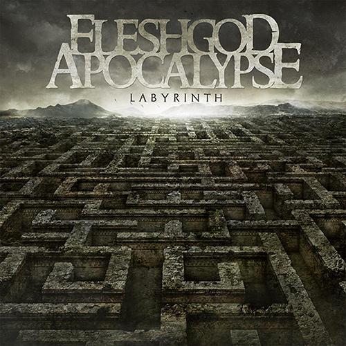 Fleshgod Apocalypse - Labyrinth recenzja okładka review cover