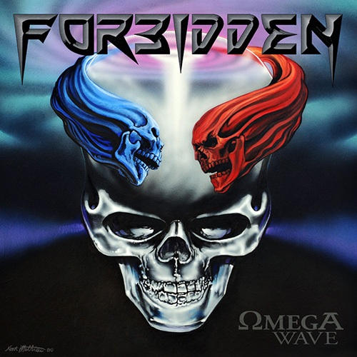 Forbidden - Omega Wave recenzja okładka review cover