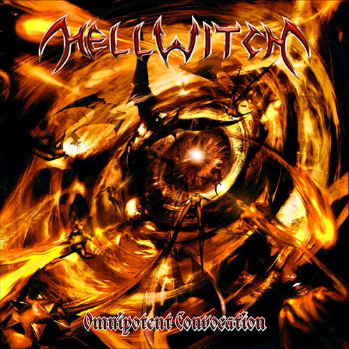 Hellwitch - Omnipotent Convocation recenzja okładka review cover