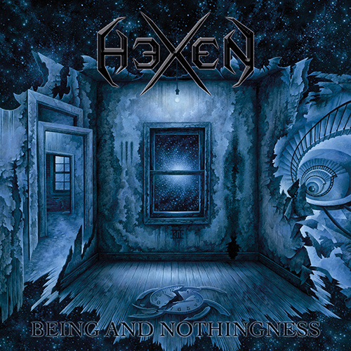 Hexen - Being And Nothingness recenzja okładka review cover