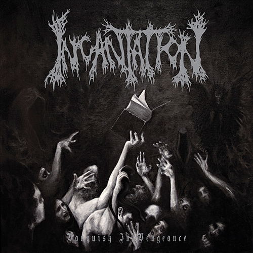 Incantation - Vanquish In Vengeance recenzja okładka review cover
