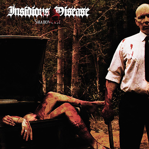 Insidious Disease - Shadowcast recenzja okładka review cover