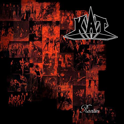Kat - Rarities recenzja okładka review cover