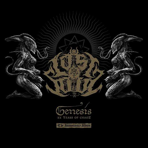Lost Soul - Genesis: XX Years Of Chaoz recenzja okładka review cover