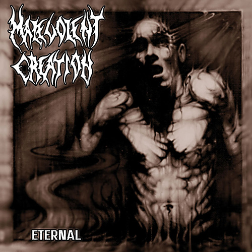 Malevolent Creation - Eternal recenzja okładka review cover