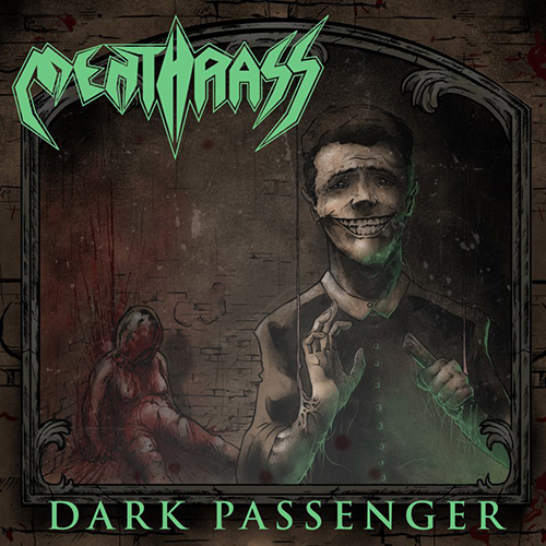 Menthrass - Dark Passenger recenzja okładka review cover