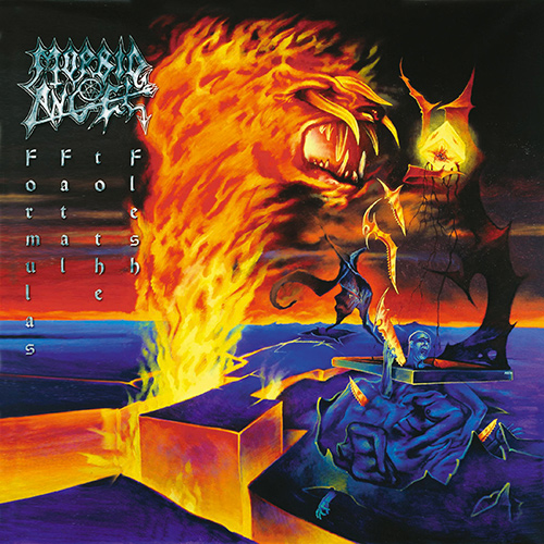 Morbid Angel - Formulas Fatal To The Flesh recenzja okładka review cover